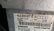 4L0815071D webasto sirocol Audi Q7 MOTOR 3.0tdi bu...