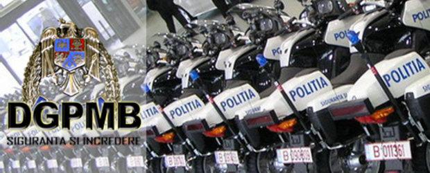 4Tuning - Partener media oficial al Politiei Capitalei