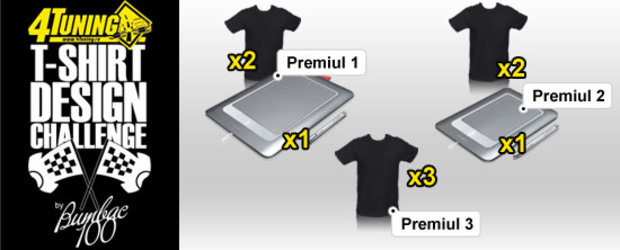 4Tuning T-Shirt Design Challenge