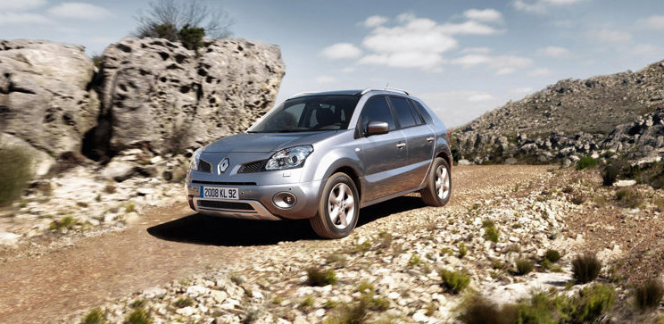 4tuning Test-Drive Second-Hand: Renault Koleos