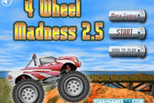 4Wheels Madness 2