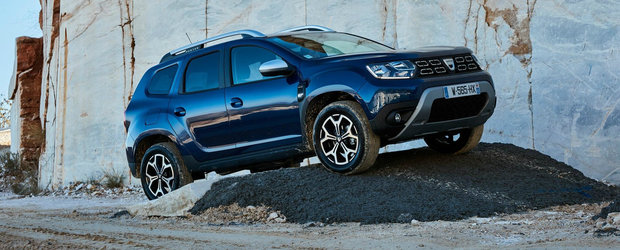 4x4 pentru toata lumea. Cat costa in Romania cea mai ieftina Dacia Duster cu tractiune integrala