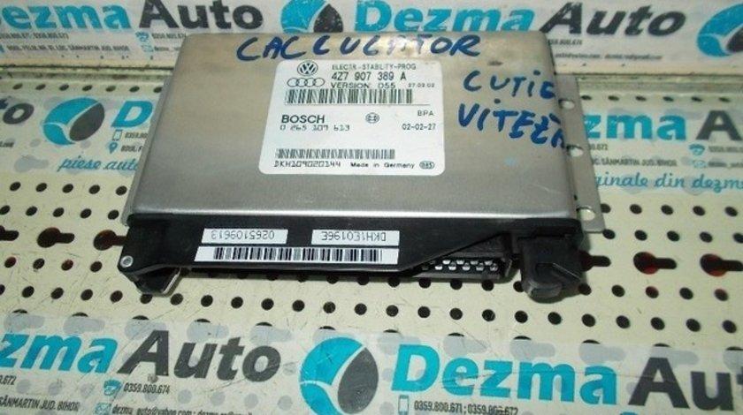 4Z7907389A calculator cutie viteza Audi A6 Avant 4B 1997-2005