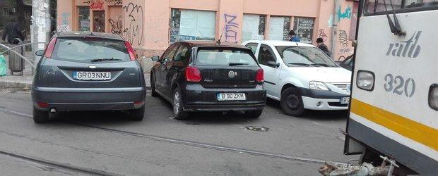 5 metode prin care Bucurestiul poate scapa de criza parcarilor auto