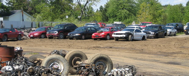 5 motive pentru care trebuie sa-ti duci masina la dezmembrari
