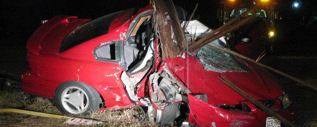 5 pericole care ne ucid la volan, in afara de viteza excesiva