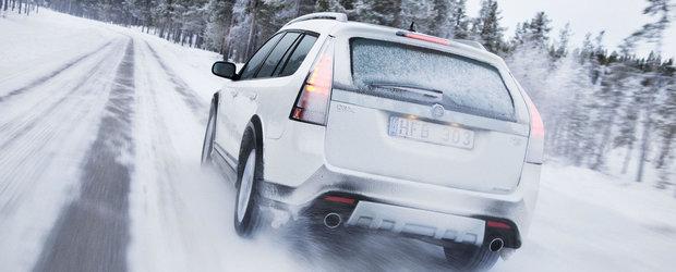 5 sfaturi ca sa mergi cu masina prin zapada