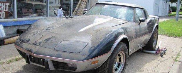 50 de masini Chevrolet noi gasite intr-o reprezentanta auto inchisa de peste 35 de ani