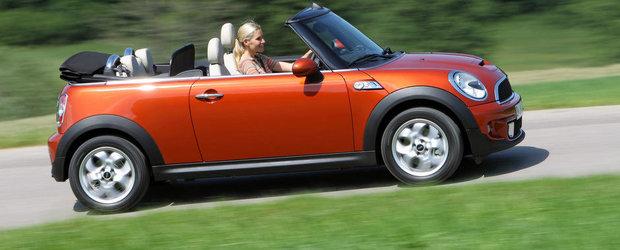 6 marci auto in care orice femeie se simte ca o lady