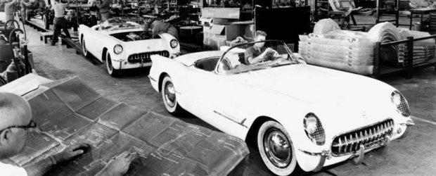60 de ani de Chevy Corvette: Detalii picante din cariera legendarului model american