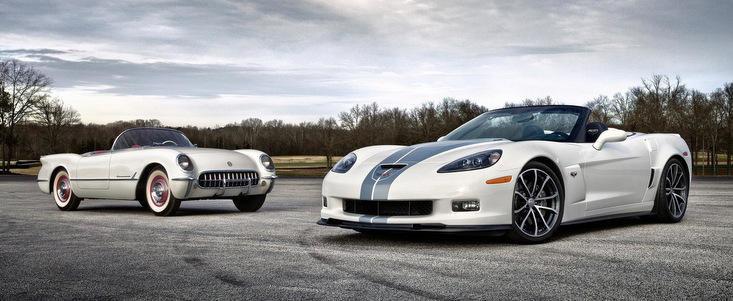 60 de ani de Corvette: Sase modele care au marcat istoria modelului american
