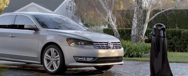 60 de secunde de reclama Volkswagen - 5 milioane de dolari