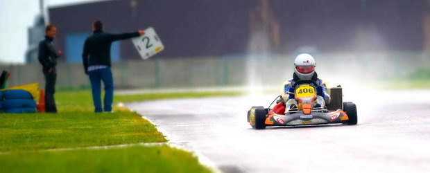 61 de piloti inscrisi la CUPA FRAS - DUNLOP la karting