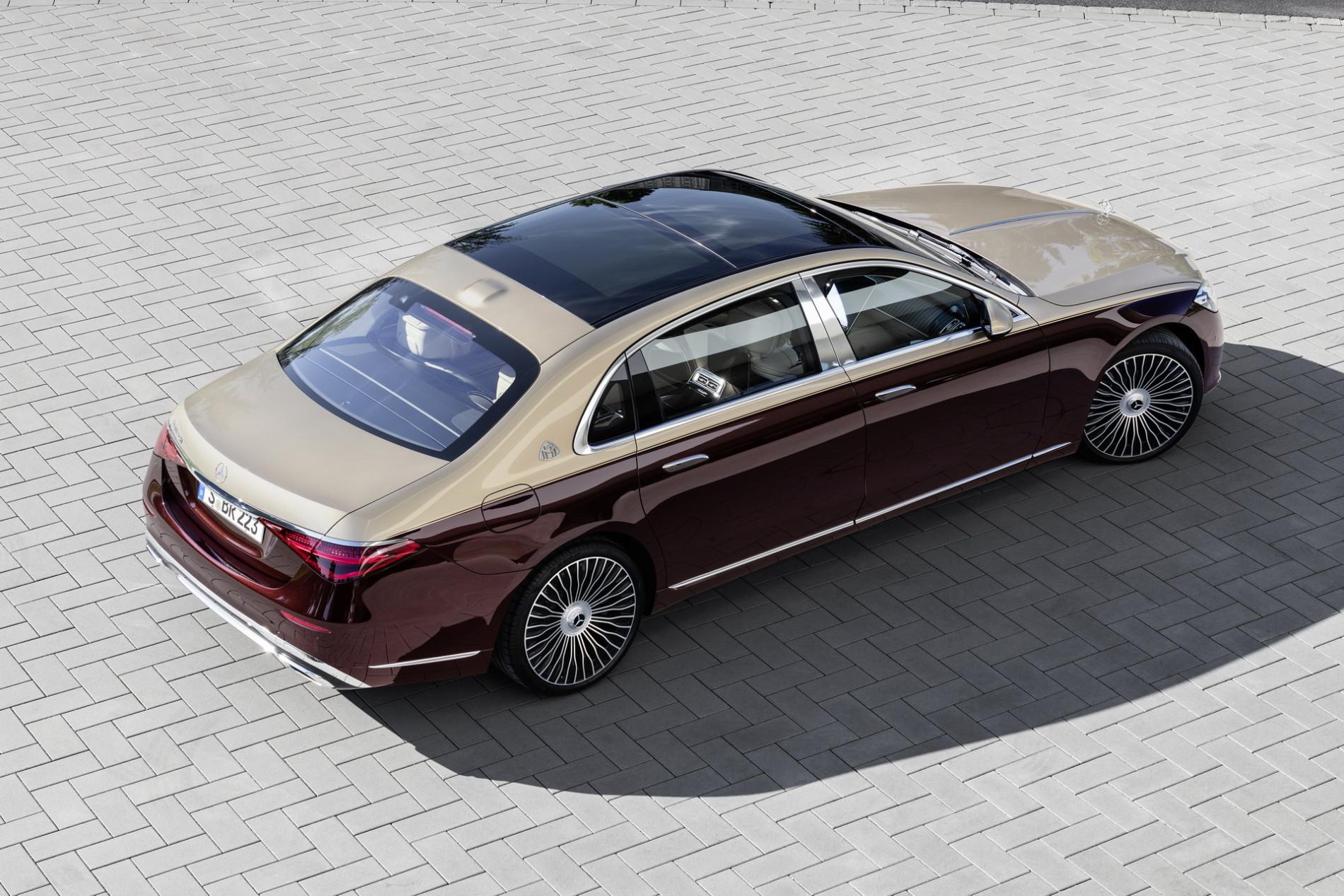 7 masini care pot opri noul Mercedes-Maybach S-Class din drumul sau catre titlul de REGE al limuzinelor de lux - 7 masini care pot opri noul Mercedes-Maybach S-Class din drumul sau catre titlul de REGE al limuzinelor de lux
