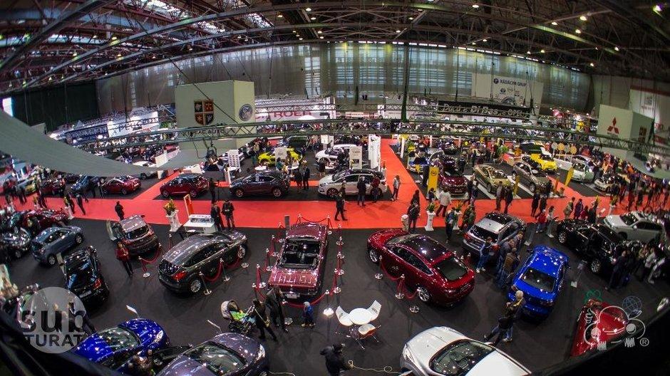 7 premiere si automobile venite direct de la Frankfurt la Salonul Auto Bucuresti si Accesorii 2015!