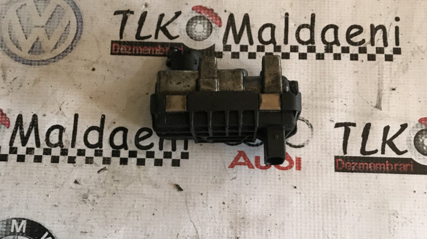 712120 6NW008412 actuator turbina VW Touareg 7L 5.0 V10