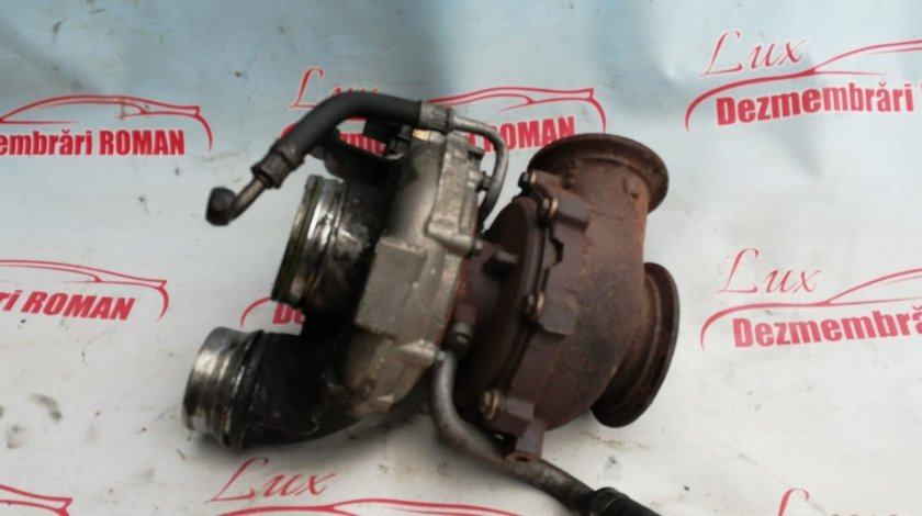 777853 10 turbo turbina BMW 3.0 d motor n57d30a f01 f10 f25 f07 e70 71 seria 5 7 x3 x5 x6