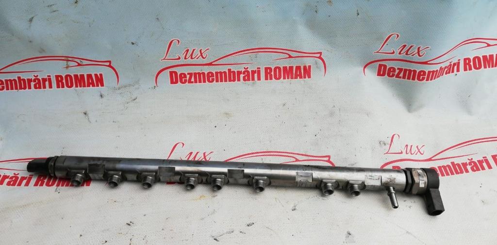 780012401 rampa injectoare BMW 3.0 d motor n57d30a f01 f10 f25 f07 e70 71 seria 5 7 x3 x5 x6