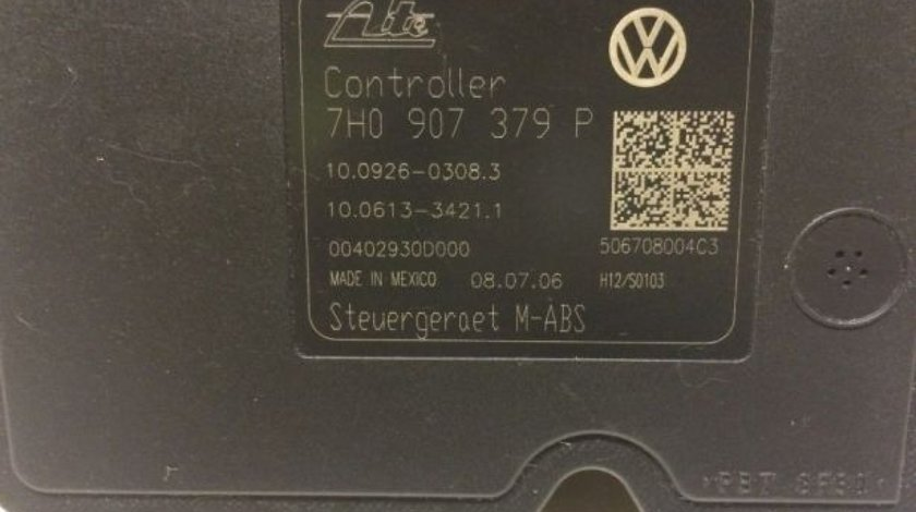 7H0907379P / 7H0907379S Pompa ABS Vw T5 Transporter