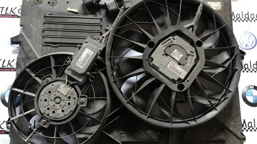 7L0959455B electroventilatoare VW Touareg 7L 5.0, Porsche Cayenne, Audi Q7