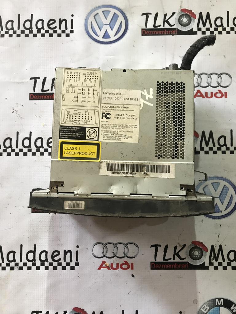 7L6035191 navigație VW Touareg 7L