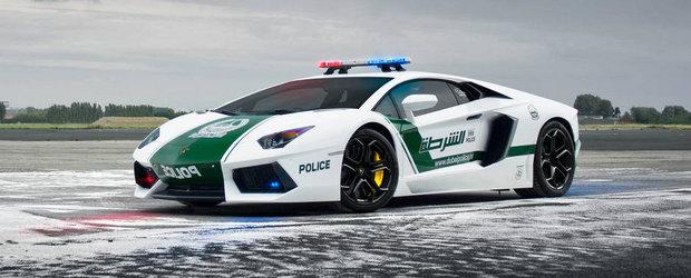 8 masini de politie de care nu ai cum sa scapi