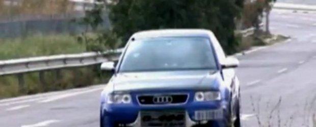 800 CP intr-un hot hatch - Audi S3 3.2 T by 0-400 Tune 2 Race
