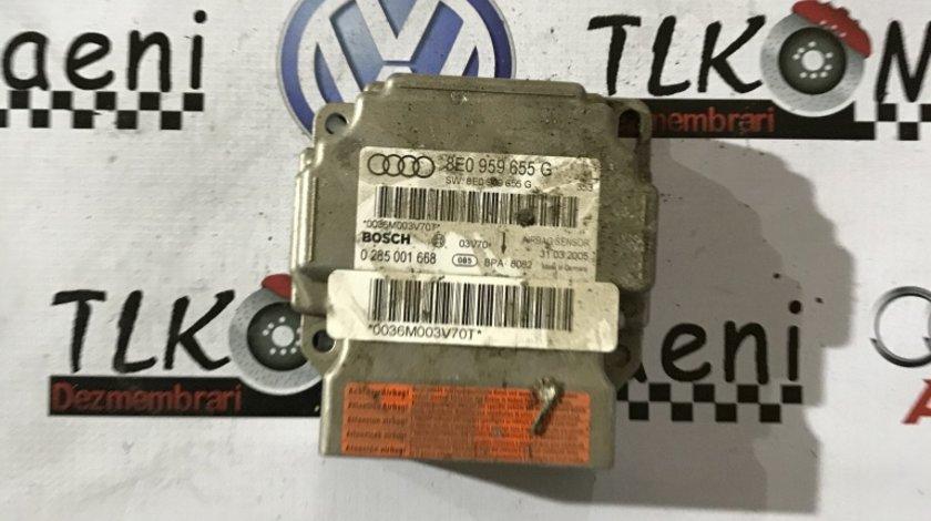 8E0959655G calculator airbag Audi A4 B7