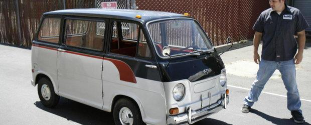 9 masini din trecut care faceau parte dintr-un segment auto acum disparut: micro-dubele