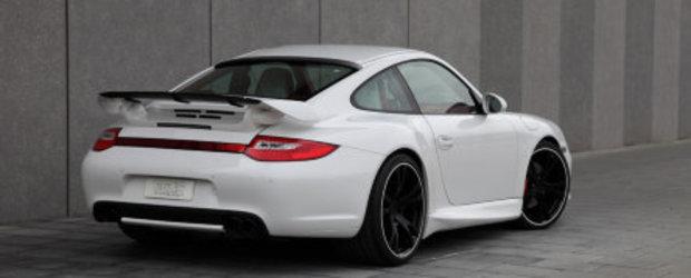 911 Carrera 4S trece, din nou, pe la TechArt