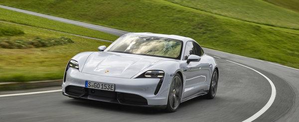 911, Panamera si Cayenne eclipsate de primul Porsche electric. Taycan tocmai a devenit cel mai vandut model al nemtilor in Europa