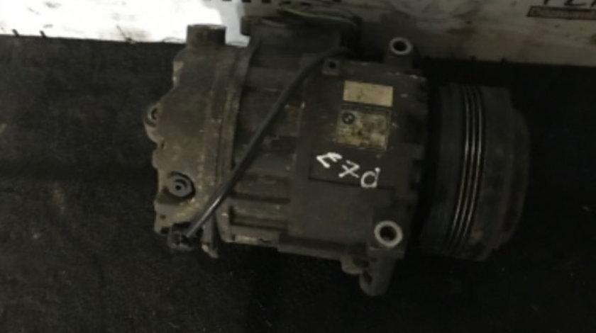 9121762 compresor ac bmw X5 e70 3.0