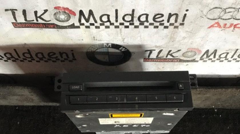 9133085 01 magazie 6 CD BMW X5 E70