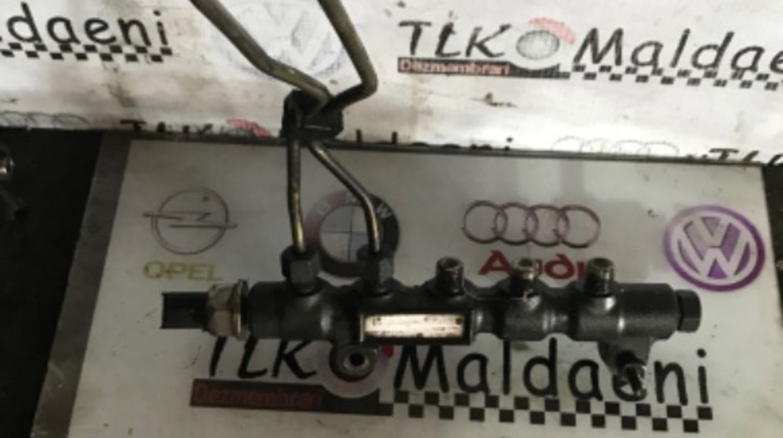 9654592680 rampa injectoare Citroen c4 1.6HDI
