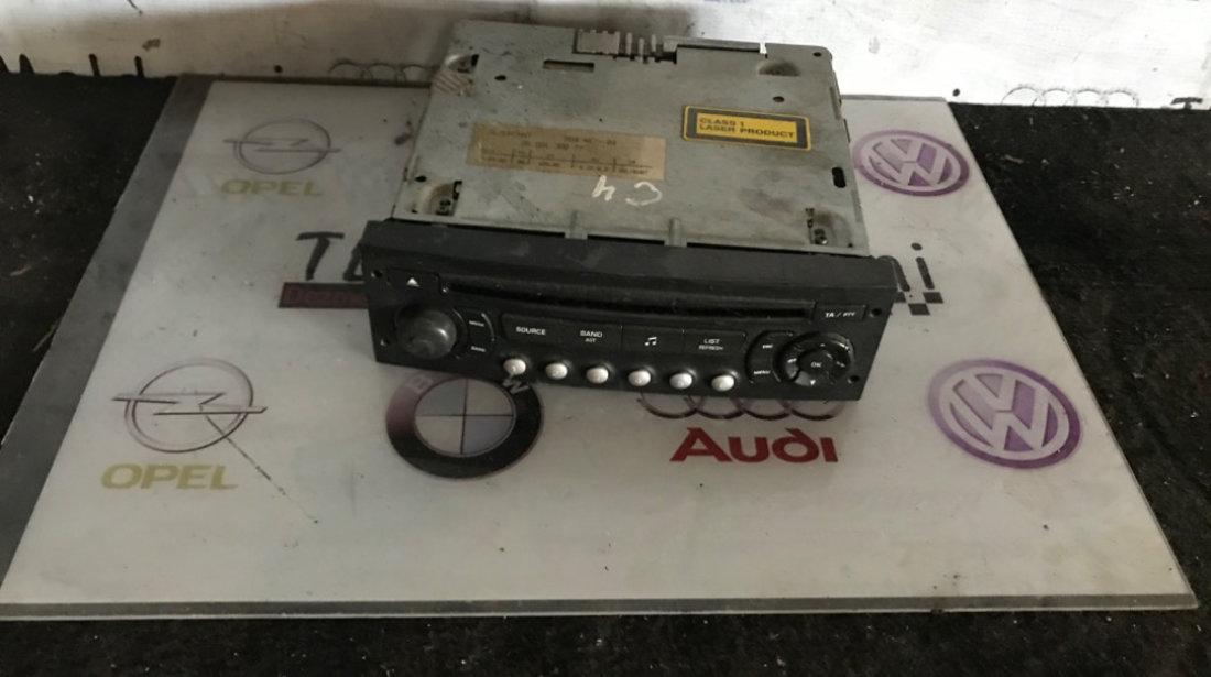 9659138977 radio cd Citroen C4