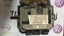 9661204380 EDC16C34 calculator motor Citroen C4 1....
