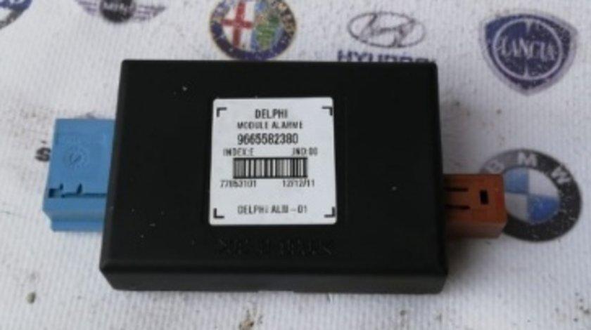 9665582380 modul alarma peugeot 508 sw 2.0hdi motor rhf 140cp