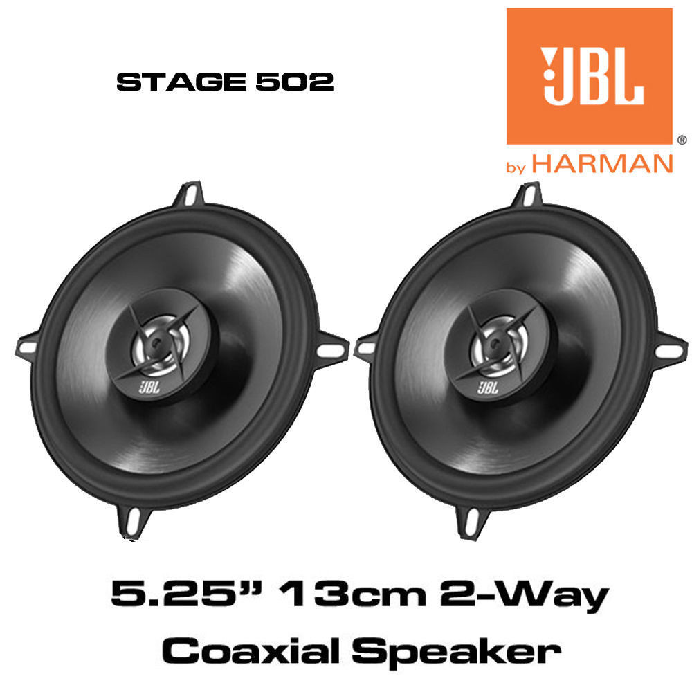 99 lei! Boxe auto coaxiale JBL Stage 502 35W RMS 13 cm 2 cai set 2 difuzoare