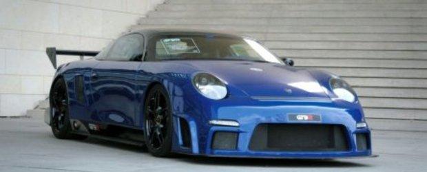 9ff GT9-R - 1.120 CP si 414 km/h!