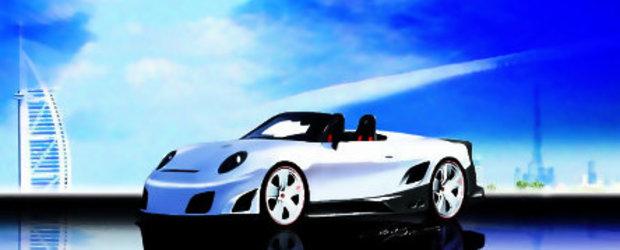 9ff pregateste GT9-R Convertible