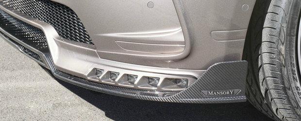 A ajuns la concluzia ca SUV-ul sau de peste 50.000 de euro nu atrage destule priviri. Cum arata acum
