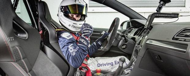 A cazut recordul pentru cel mai rapid automobil cu tractiune fata de la Nurburgring.