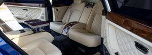 A comandat cinci limuzine de lux in 2015, dar nu le-a inmatriculat niciodata. Acum, compania producatoare le scoate din nou la vanzare