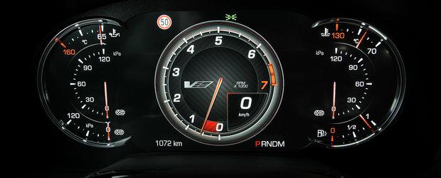 A concurat cu BMW Seria 5 si Mercedes Clasa E. Productia sedanului oprita dupa 16 ani si 3 generatii