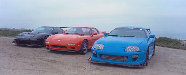 A condus japonezele legendare ale anilor '90. Care l-a impresionat cel mai tare