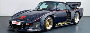 A costat 800.000 de dolari in 1980. Cu cat se vinde acum UNICUL Porsche 935 omologat pentru strada