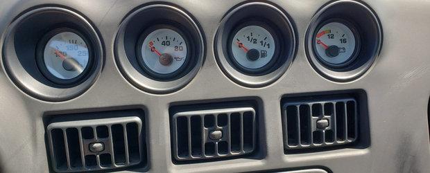 A cumparat-o in '96, dar n-a facut decat 59 de km cu ea. Cat vrea acum pe masina cu motor de 8.0 litri si cutie manuala