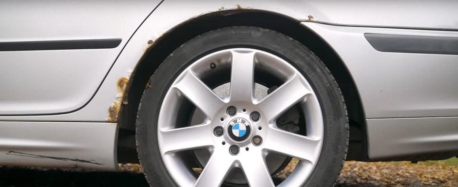 A cumparat un BMW 330i Touring cu 158 de euro. Ce probleme a descoperit imediat la masina