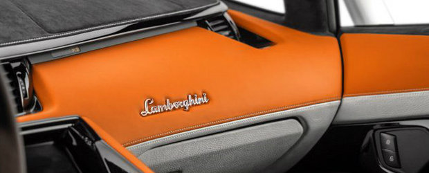 A dat banii pe un Lamborghini Aventador dar nu i-a placut interiorul. Moftul l-a costat 36.000 de euro