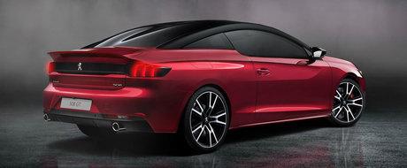 A deschis Photoshop-ul si l-a transformat in COUPE. Noul Peugeot 508 arata si mai bine in doar doua usi